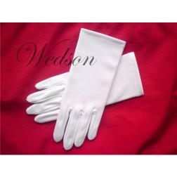 Rękawiczki komunijne - chłopięce