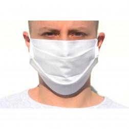 Maseczka ochronna na twarz wielokrotnego użytku